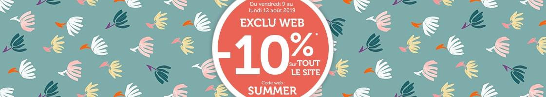 10% Summer