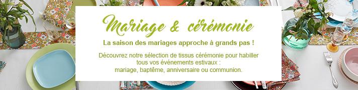 Mariage et cérémonie