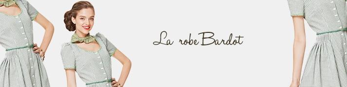 La robe Bardot