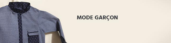 Mode Garçon