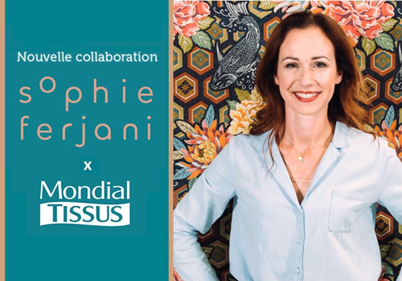 Tissus Sophie Ferjani