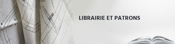 Librairie et patrons