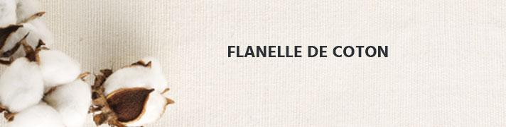 Flanelle de coton