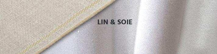 Lin et Soie