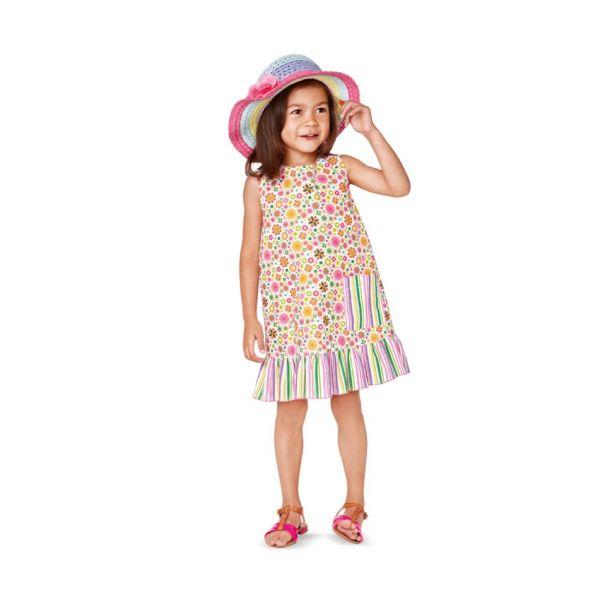 Patron Robe Enfant Burda N 9420