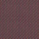 Tissu jacquard rouge Rubik