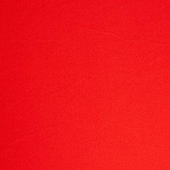 Tissu type Lycra rouge