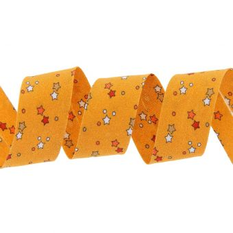 Biais étoiles jaunes 20 mm