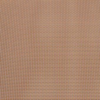 Tissu toile grille pour sièges et bains de soleil coloris mastic