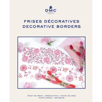 Catalogue DMC frises décoratives point de croix