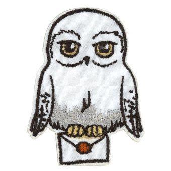 Écusson chouette Hedwige Harry Potter