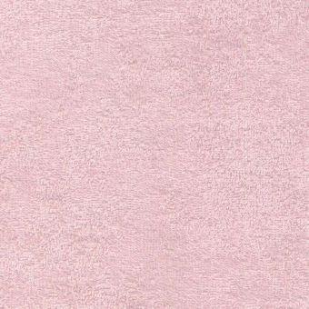 Tissu éponge léger uni Laguna rose