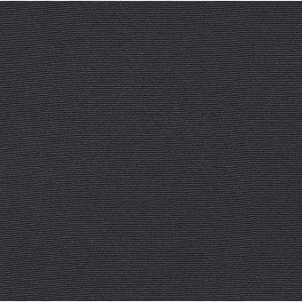 Tissu composite pvc outdoor anti-uv uni noir 137 cm