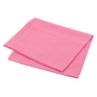 Serviette de table Essentiel rose