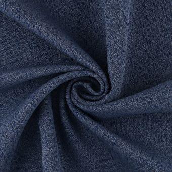 Tissu obscurcissant Madir bleu