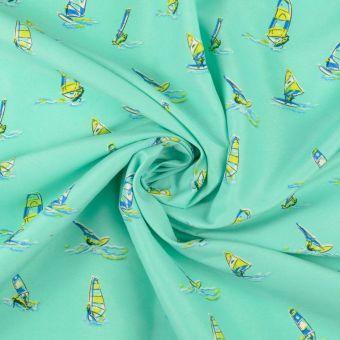 Tissu polyester anti uv planches à voile