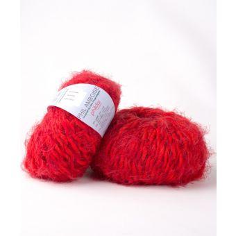 Fil à tricoter Phildar amboise vermillon