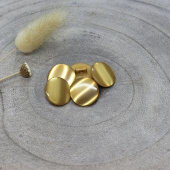 Bouton Swing mustard 10 mm - Atelier Brunette