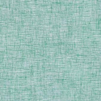 Tissu de décoration tarlatane vert