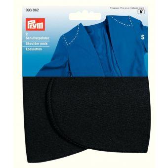 Épaulettes taille S, noir