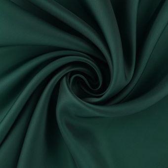Doublure vêtement bemberg vert foncé