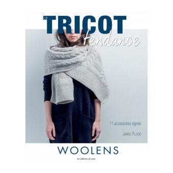 Livre - Le tricot c'est tendance n° 6 - woolens