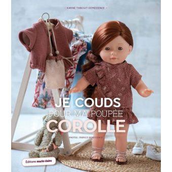 Livre Je couds pour ma poupée corolle