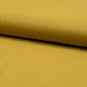 Toile imperméable jaune