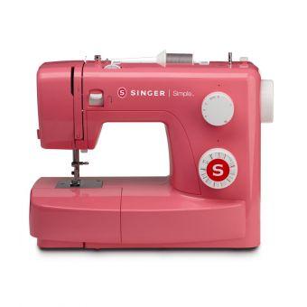 Machine à coudre Singer Simple 3223 rose