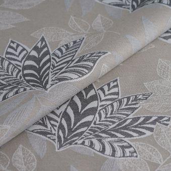 Tissu jacquard Californie polyester recyclé