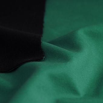 Tissu velours thermique phonique Bristol vert