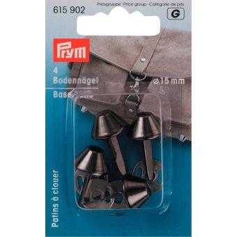 Patins à clouer pour sacs, 15mm