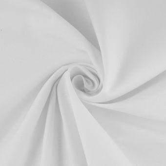 Tissu coton épais traité anti-poussière écru