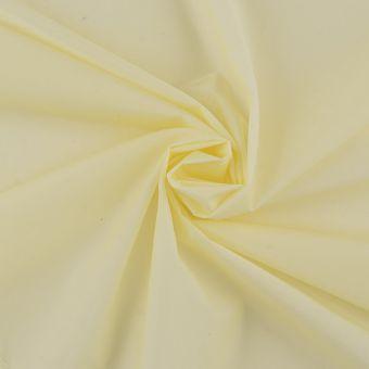 Tissu imperméable phosphorescent jaune