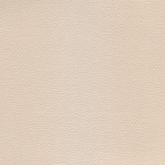 Tissu simili cuir écru pour mobilier d'extérieur et d'intérieur