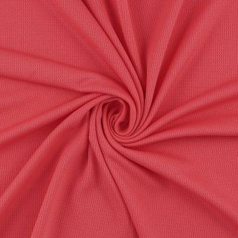 Tissu sport recyclé respirant rose