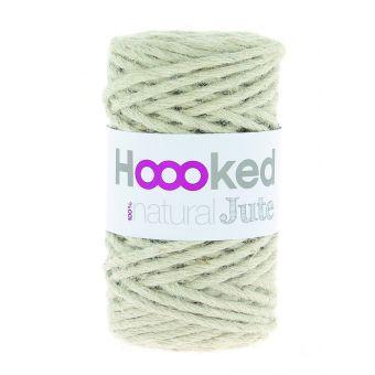 Pelote de fil de jute Hoooked crème