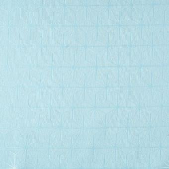 Tissu nappage Orlando déperlant bleu