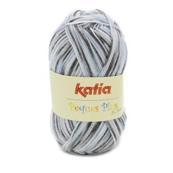 Fil à tricoter Katia Peques Plus
