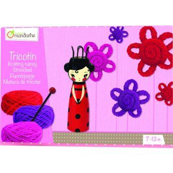 Kit tricotin Geisha