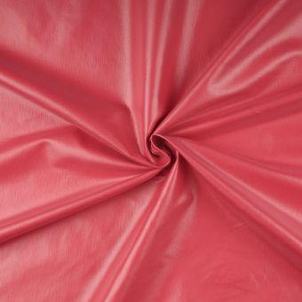 Tissu PUL pour couches lavables rouge