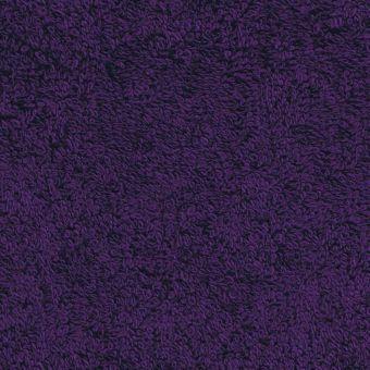 Tissu éponge léger uni Laguna violet
