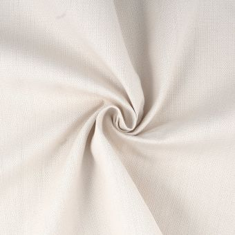 Tissu coton épais Savanna naturel