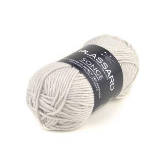 Pelote de fil à tricoter Plassard Songe
