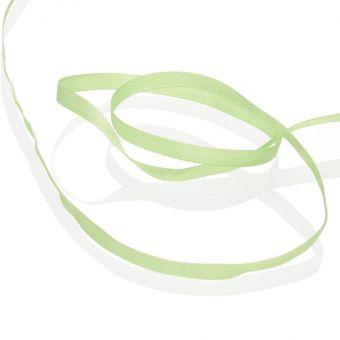 Ruban àbroder Vert anis 4 mm