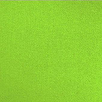 Feutrine au mètre pour déco vert anis