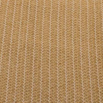 Tissu toile d'ombrage anti-tâches, anti-uv coloris naturel