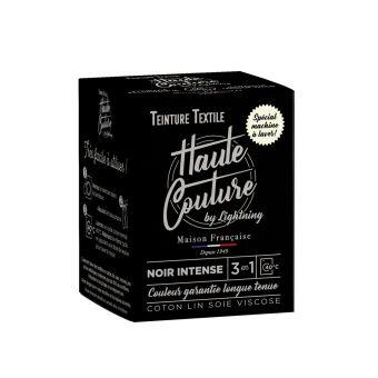 Teinture textile Haute Couture noir