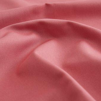 Tissu sergé de coton Serena rose