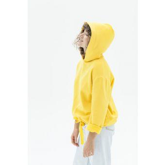 Patron sweat capuche Frikka hoodie XS au XXXL  - Fibre Mood